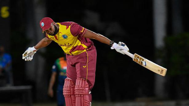 Kieron Pollard hits six sixes in an over off hat-trick man Dananjaya in T20 triumph