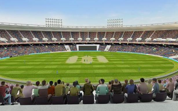 world u0026 39 s biggest cricket stadium to come up in ahmedabad