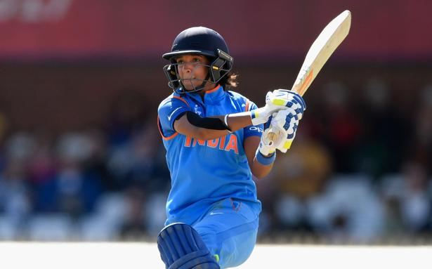 Women's World Cup: Harmanpreet Kaur's blazing 171 takes India to final