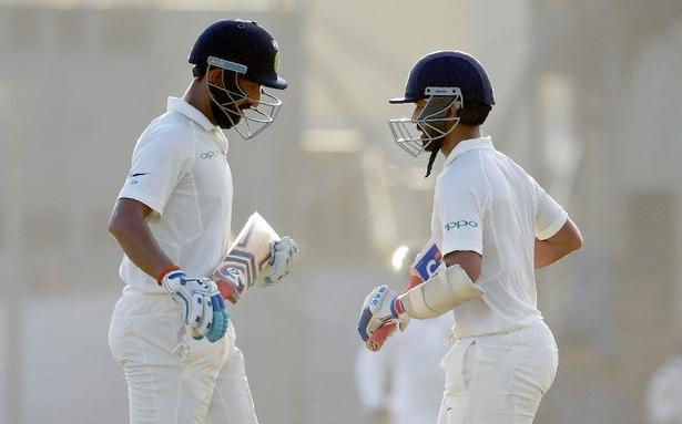 SLvsInd first Test at Galle: S