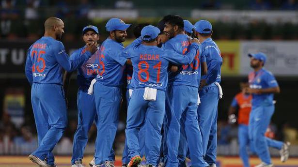 Rampaging India eye series win against struggling Australia