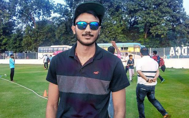 Axar Patel makes his homecoming count
