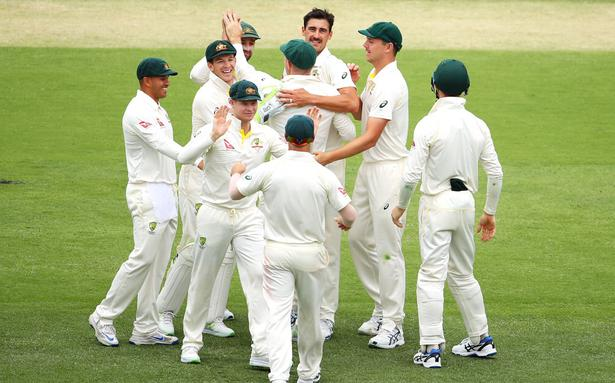 First Ashes Test: England loses three quick wickets