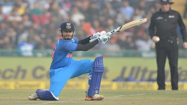 India vs Sri Lanka second ODI updates: India wins by 141 runs to level the series 1-1