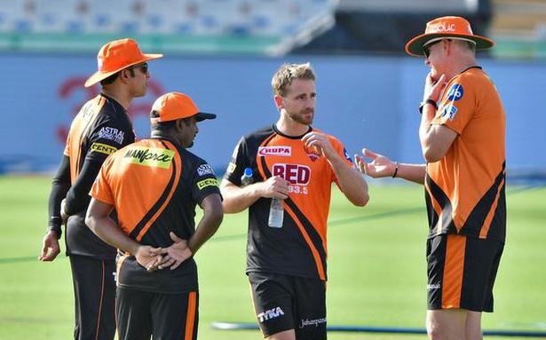 Moody is happy with SRH's consistency this season. (AFP)