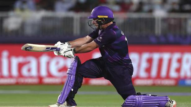 ICC Twenty20 World Cup | Scotland stuns Bangladesh by 6 runs on first day of T20 World Cup