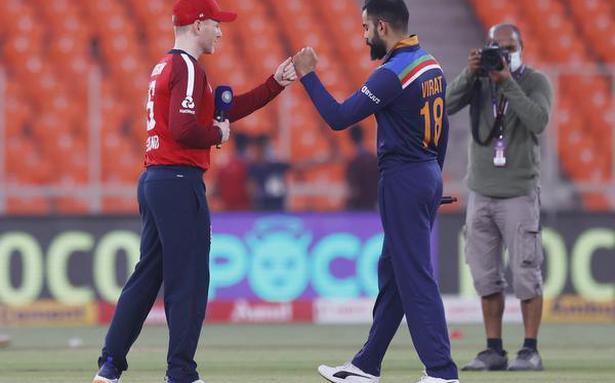 Ind vs Eng 5th T20   England opt to field against India in series decider
