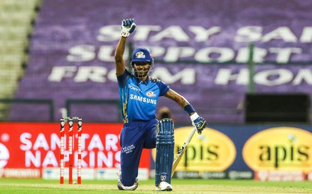 Hardik Pandya first player in IPL to take a knee supporting 'Black Lives Matter' movement
