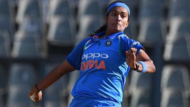 Shikha Pandey returns to top 10 in ICC Women's ODI rankings