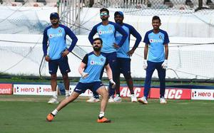 India's recent form makes it the overwhelming favourite