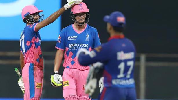 IPL 2021   Rajasthan Royals skipper Samson says he had lost hopes of win
