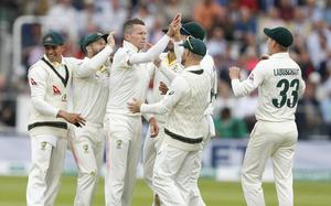 Second Ashes Test: Fourth day ends on a dramatic note