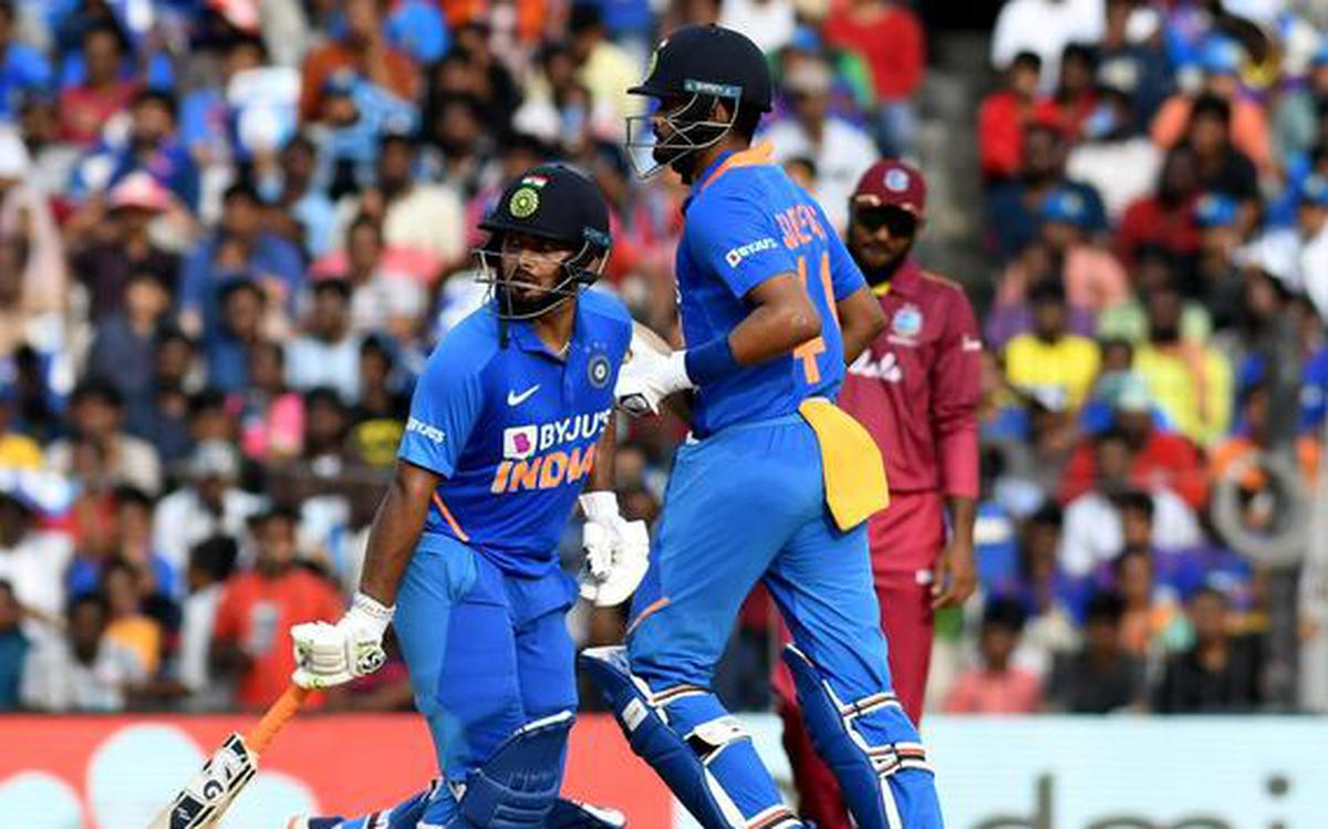 Ind Vs WI: West Indies Beat India By A Margin Of 8 Wickets