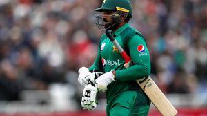 Pakistan batsman Asif Ali's infant daughter dies after cancer treatment