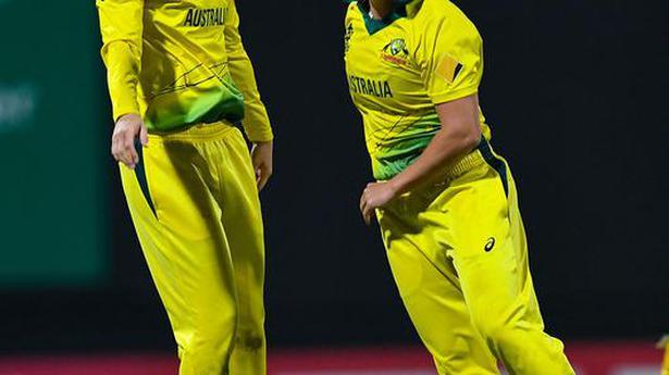 Australia women break ODI record