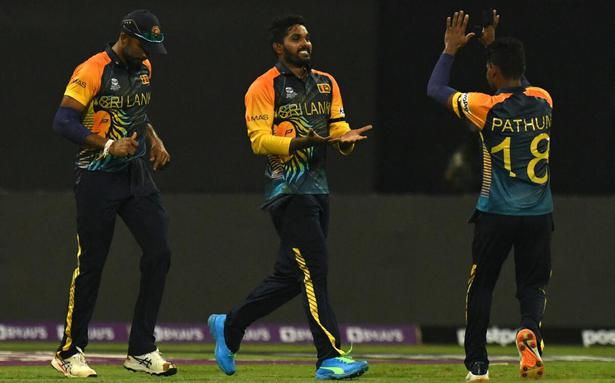 T20 World Cup first round   Dominant Sri Lanka bundle out Namibia for 96