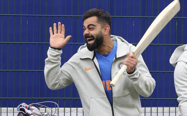 A mellowed-down Kohli - a pleasant revelation