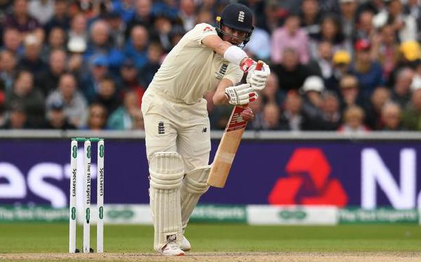 India vs England   Burns: a left-hander with the right attitude