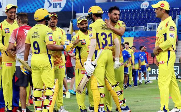 Dhoni-led CSK eye another win as fresh challenge awaits struggling KKR