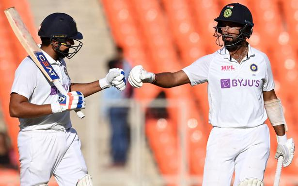 India vs England, 4th Test, Day 1   Ashwin, Axar bundle out England for 205 as India take control