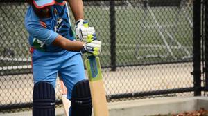 Now, an algorithm for an affordable cricket bat