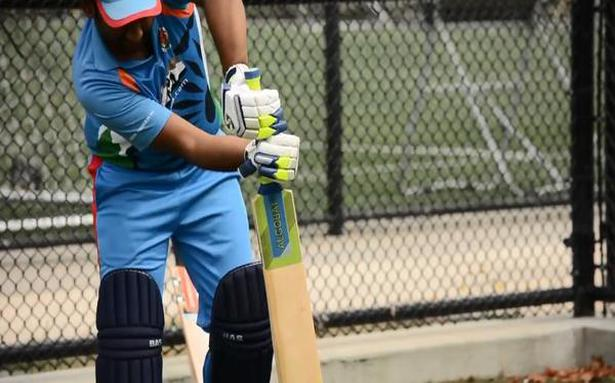 Now, an algorithm for an affordable cricket bat