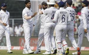 Day-Night Test: India completes another annihilation in quick time