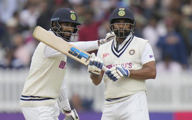 Eng. vs Ind. second Test | India sets England 272 to win at Lords