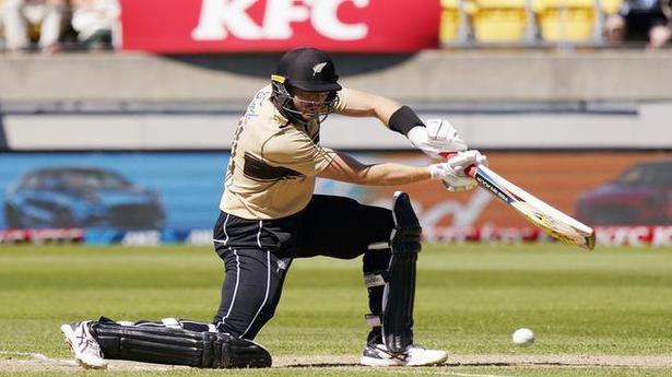 New Zealand beats Australia by 7 wickets, wins T20 series 3-2
