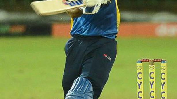 Sri Lanka names Twenty20 World Cup squad