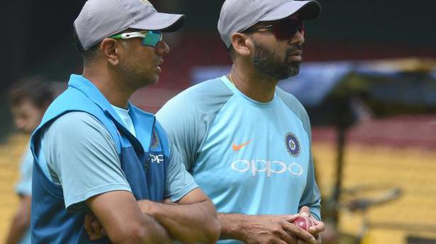 Paras Mhambrey applies for Team India's bowling coach job