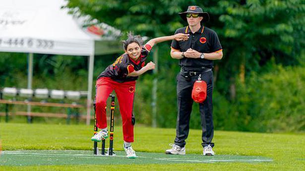 Meet Anuradha Doddaballapur, a cardiovascular scientist from Bengaluru and Germany's cricket captain