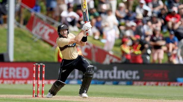 New Zealand vs Australia | Guptill shines as NZ edges Australia