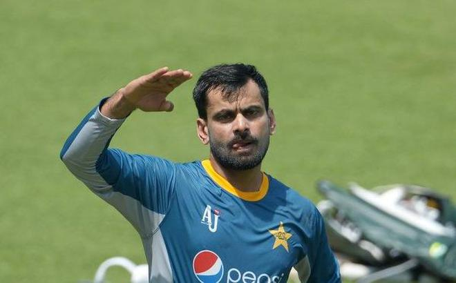 Image result for mohammad hafeez test