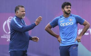 World Cup: Indians back in training after break