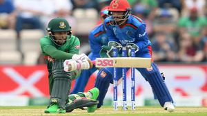 2019 Cricket World Cup: Mushfiqur Rahim takes Bangladesh to competitive total