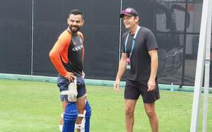 Tall Aussie bowlers have advantage: Rohit