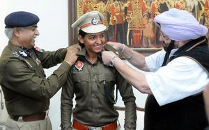 Harmanpreet Kaur may be demoted to constable's post following 'fake' degree claims