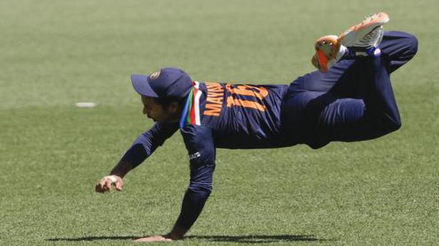 India vs Australia ODI | Finch, Smith hit tons in top order fury
