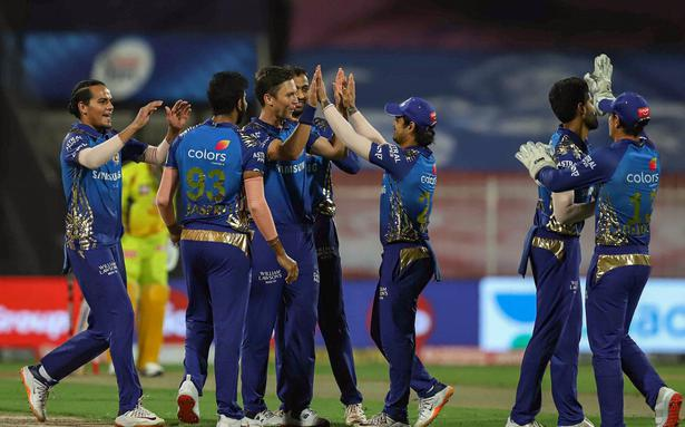 Indian Premier League 2020 | CSK's cup of woes overflows, suffers eighth loss