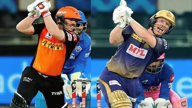 Indian Premier League 2021   SRH vs KKR: Rana, Tripathi take Kolkata to competitive total