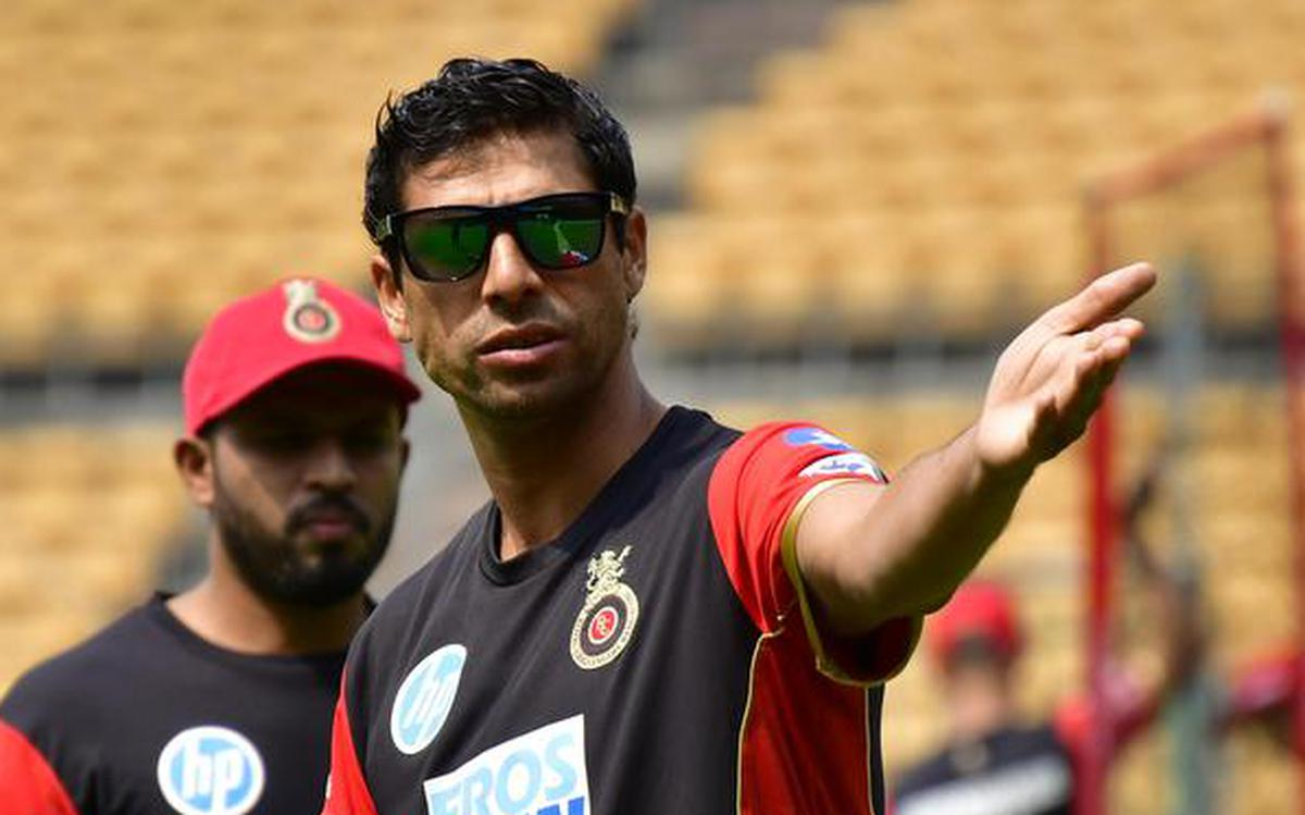 Ashish Nehra appointed RCB coach for new season - The Hindu