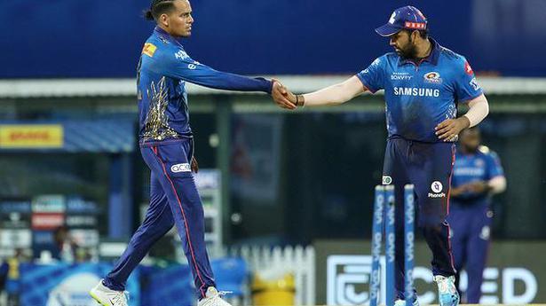 IPL 2021 | I enjoyed Tripathi's wicket the most: Chahar