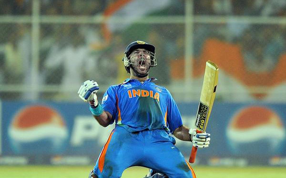 Yuvraj Singh reminisces about the 2011 World Cup victory - The Hindu