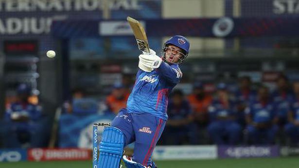 IPL 2021   Ashwin lavishes praise on Hetmyer