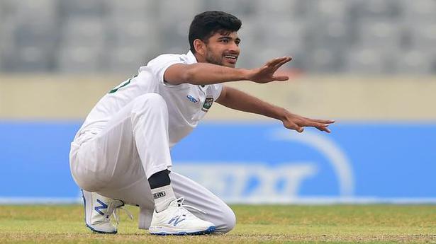 Innings win for Bangladesh – The Hindu
