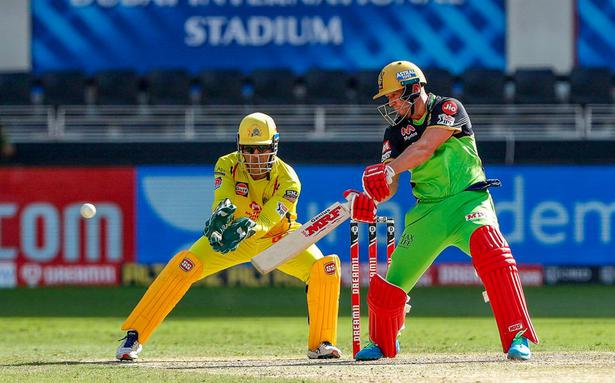 IPL 2020   CSK restricts RCB to 145 for 6 after Kohli-De Villiers 82-run stand