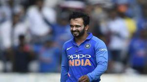 Kedar Jadhav declared fit for ICC World Cup