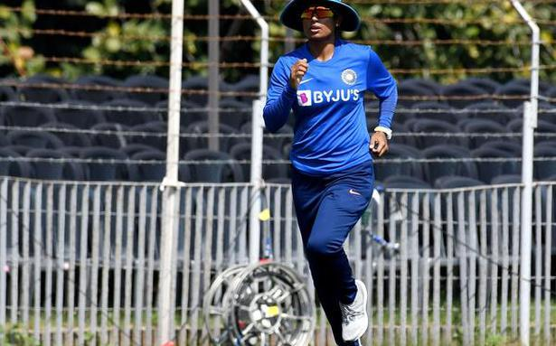 Mithali becomes first woman cricketer to complete 7,000 ODI runs