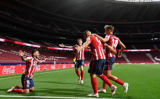 Atletico steps closer to the LaLiga title